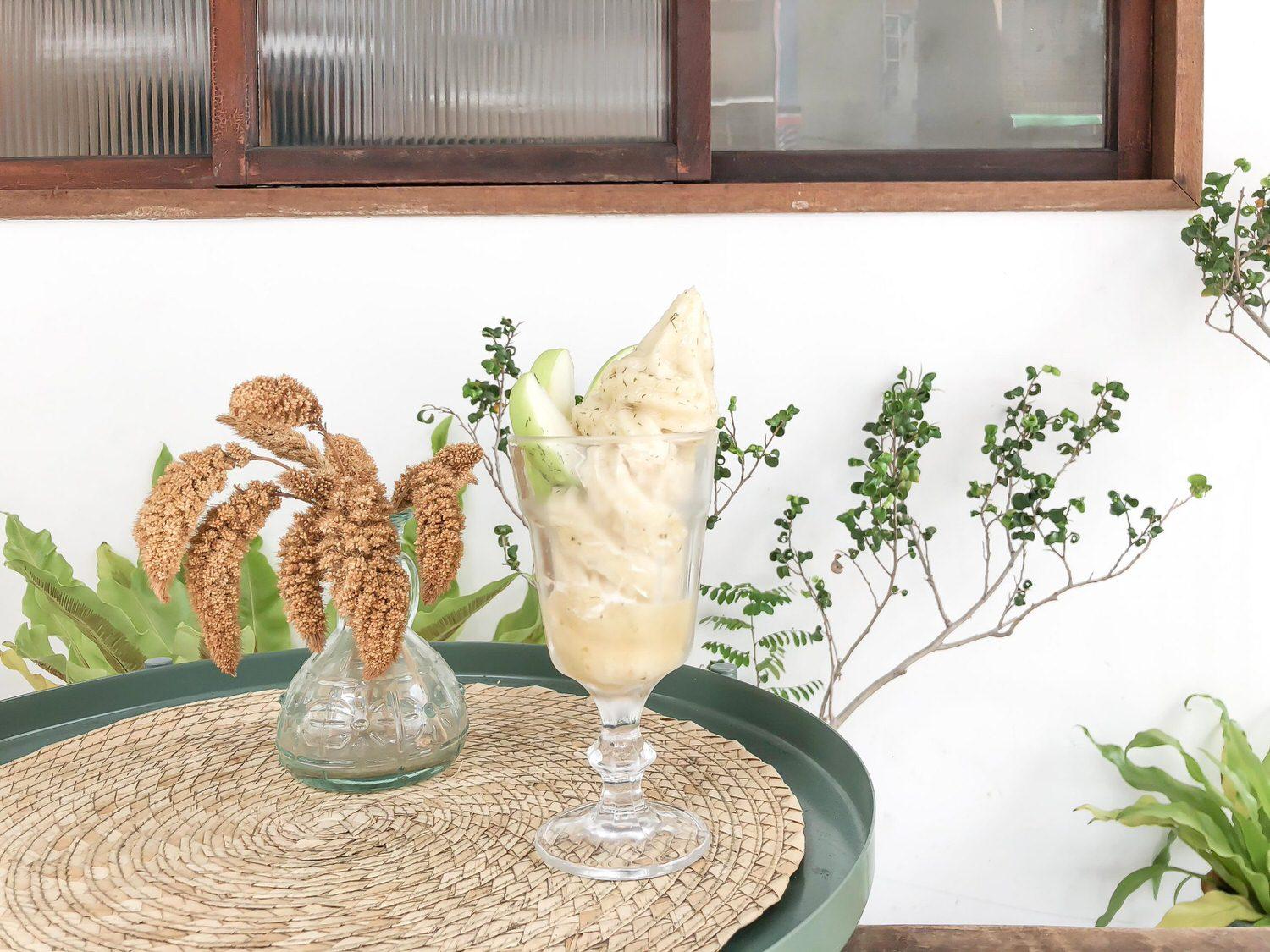 台北大安|小涼院霜淇淋專門店 每日的冰淇淋都是一期一會