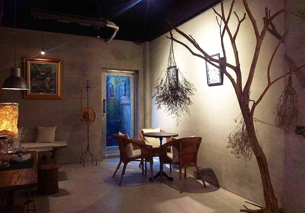 雲林虎尾咖啡館│後院 houyuan 40年老屋新生