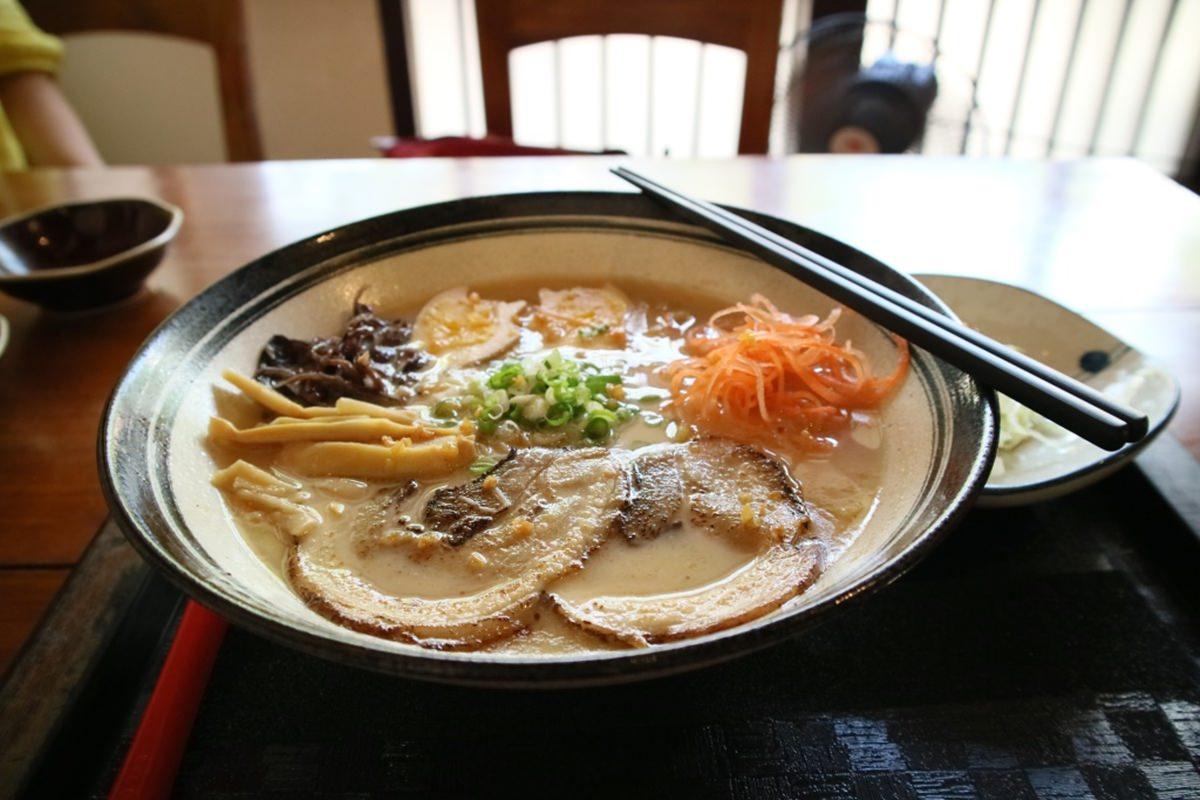雲林虎尾拉麵|田野麥拉麵館 日式復古建築裡的平價拉麵