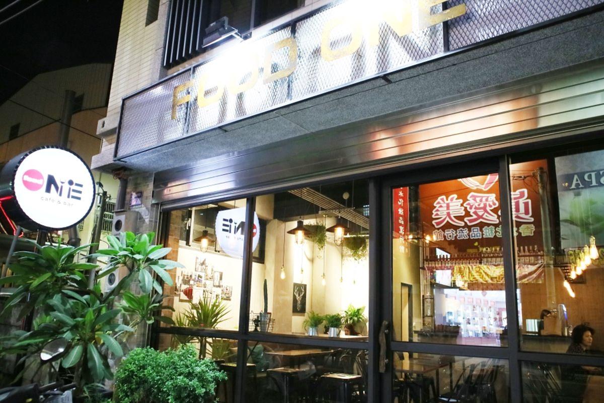 雲林斗六早午餐|Food One餐酒館 姊妹聚會從早午餐聊到宵夜的好地方