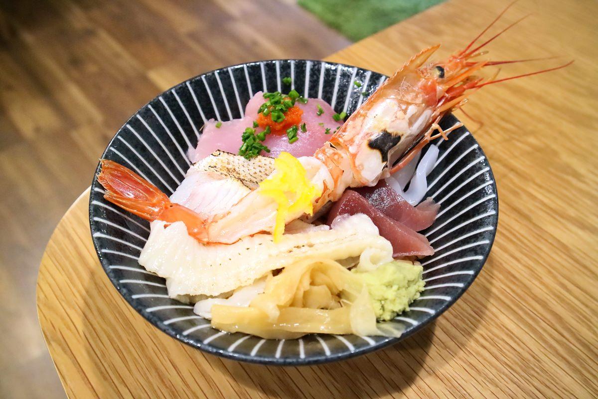 雲林斗六日式料理|鮨三七割烹日式料理 終於在斗六也吃的到媲美大都市的海鮮丼飯