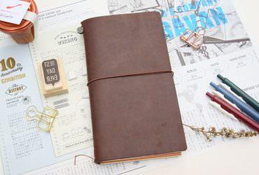 手帳使用心得|Traveler's Notebook月間格子這麼小,如果早中晚都有行程怎麼寫上去呢?