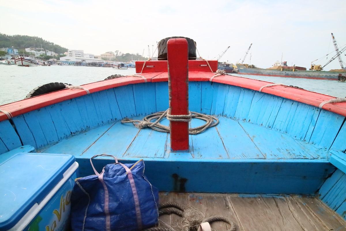 越南芽莊海島度假 MINI島 私人小島超隱密度假天堂