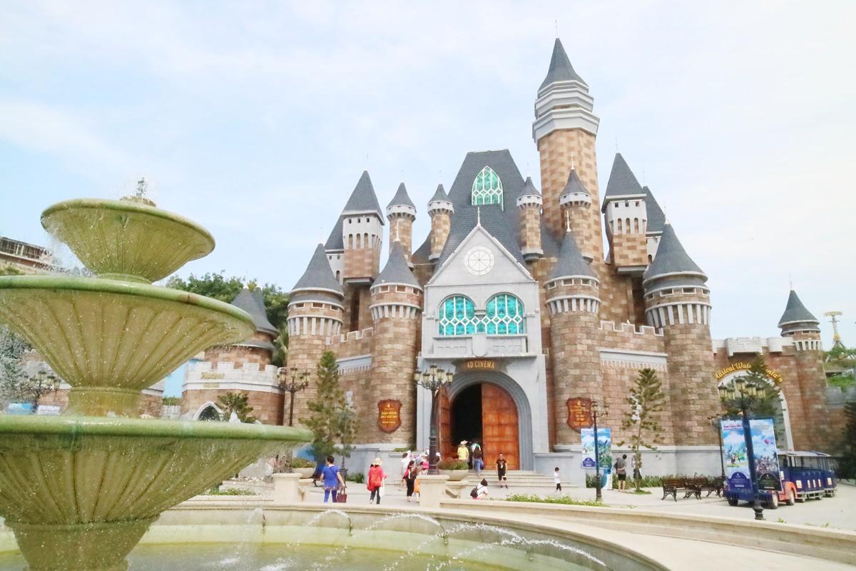 越南芽莊海島度假|珍珠島樂園必做的十件事