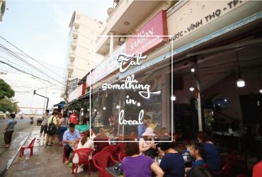 越南芽莊海島旅行|大排檔初體驗 像個當地人坐在路邊吃生猛海鮮吧!!!