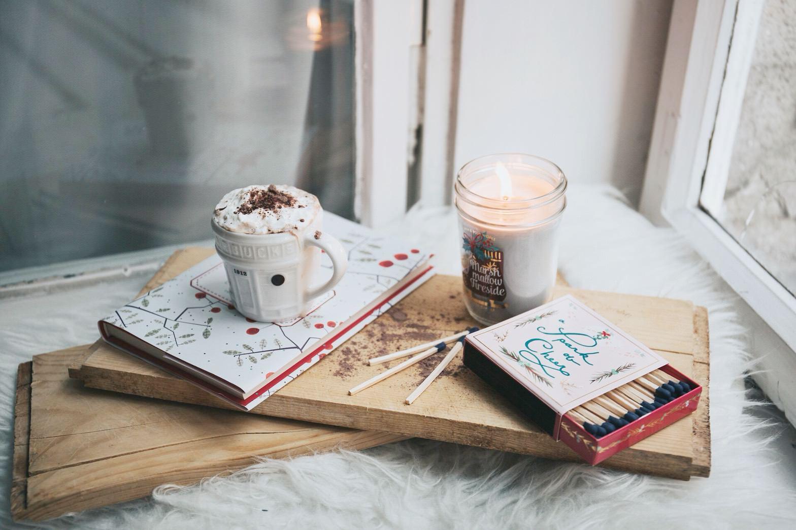 漫延一室的美好香味|香氛蠟燭 使用技巧大公開