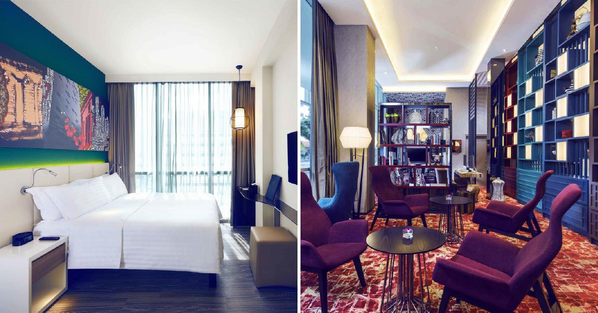 新加坡住宿推薦|風格旅店精選私藏筆記 每一區最值得入住的飯店