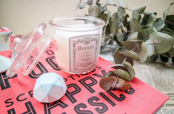 Le Pere Pelletier 香氛蠟燭 來自法國的迷人精油香氣 甜吻花雨