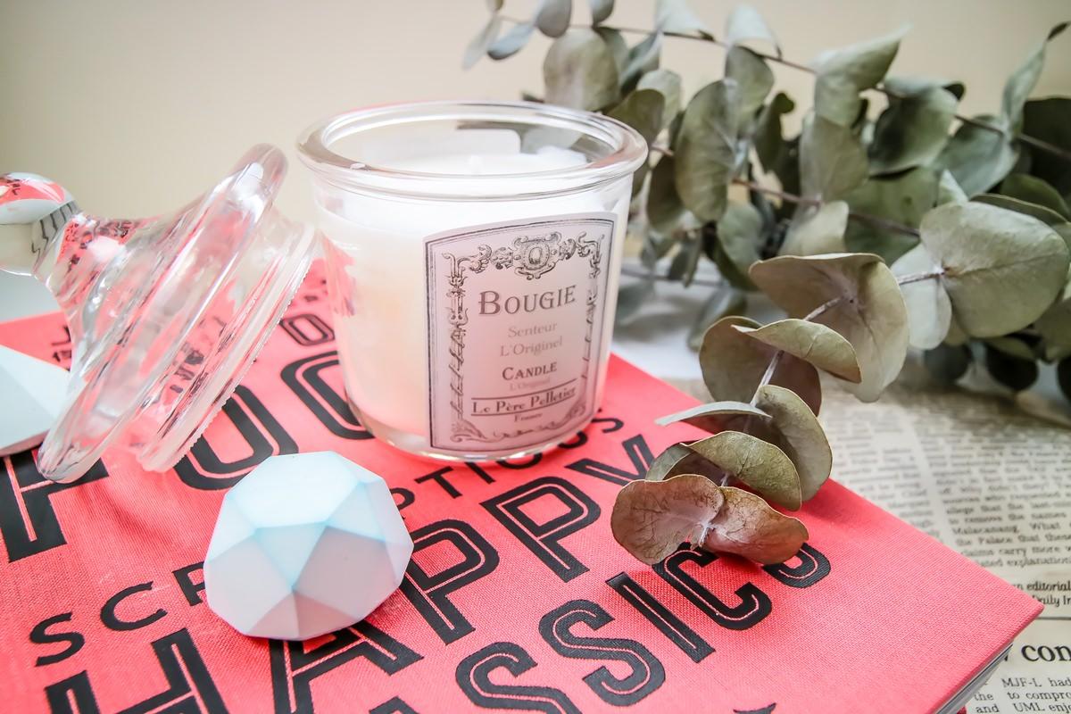 Le Pere Pelletier 香氛蠟燭|來自法國的迷人精油香氣 甜吻花雨