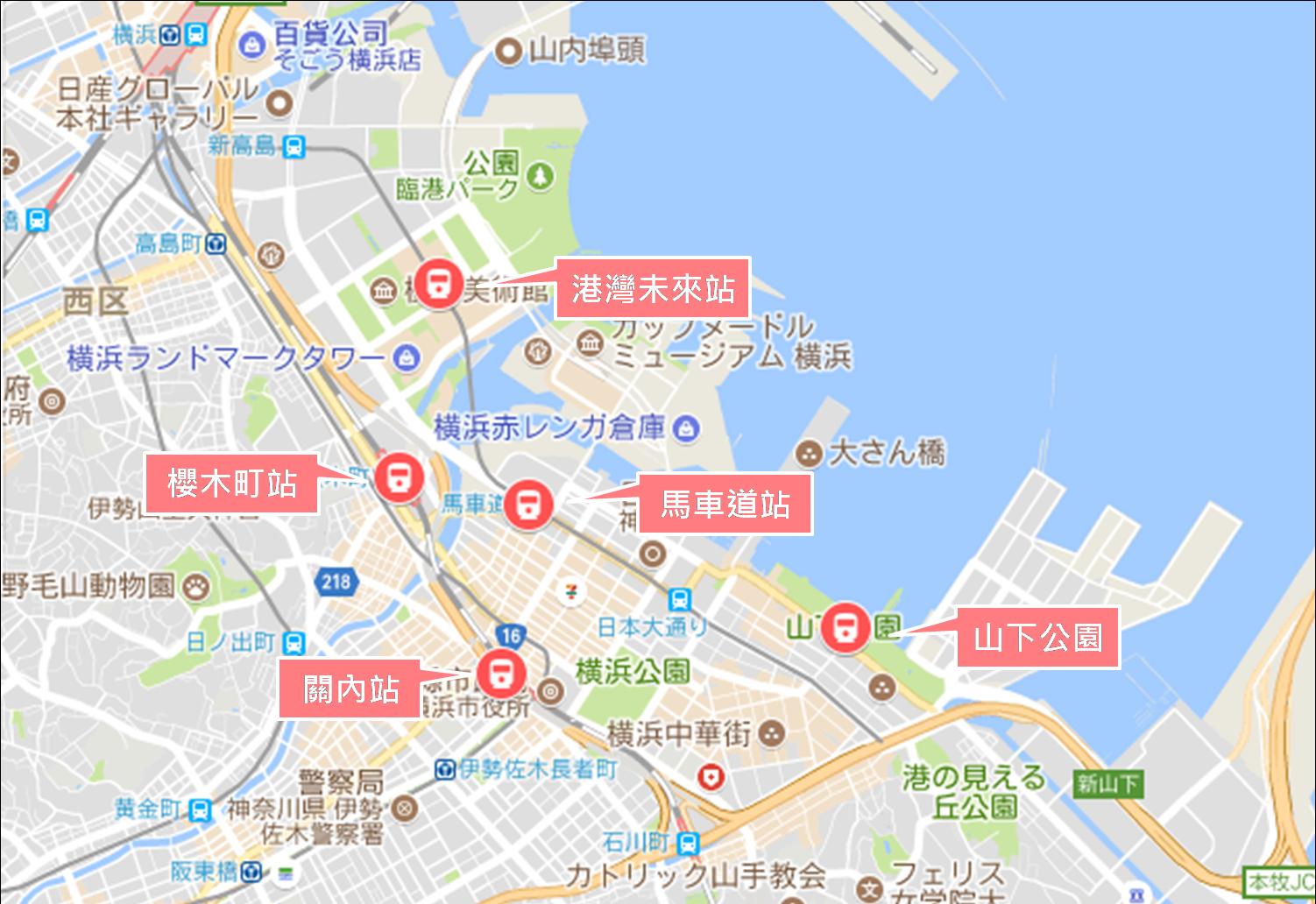 橫濱住宿推薦|賞櫻行程住宿清單 10間飯店精選私藏筆記