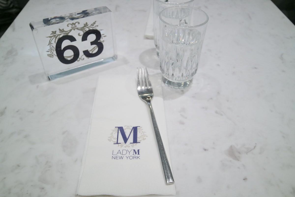 香港美食|Lady M 香港機場貴婦下午茶 超美味千層蛋糕直接打包上機