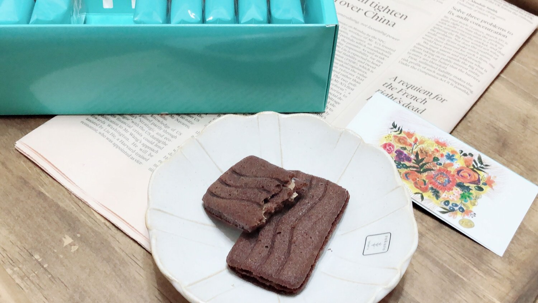 東京伴手禮|東京晴空戀巧 東京カンパネラ 巧克力三明治餅