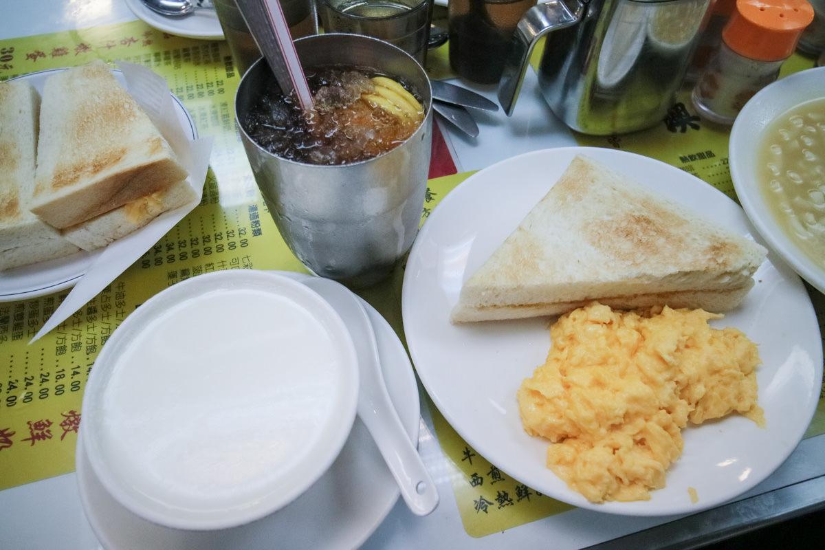 香港美食|澳洲牛奶公司 網路評價超好但我覺得還好耶!!!