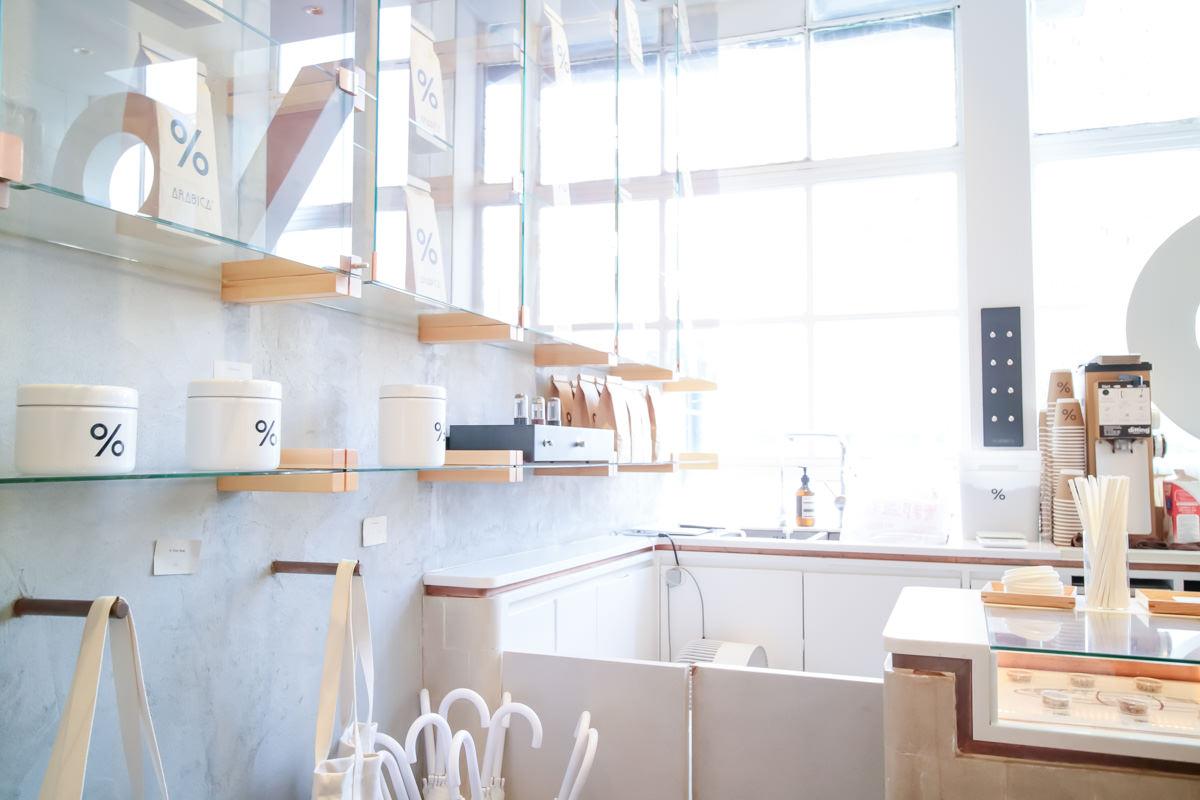 香港咖啡 %Arabica 京都爆紅的咖啡館在香港也喝的到