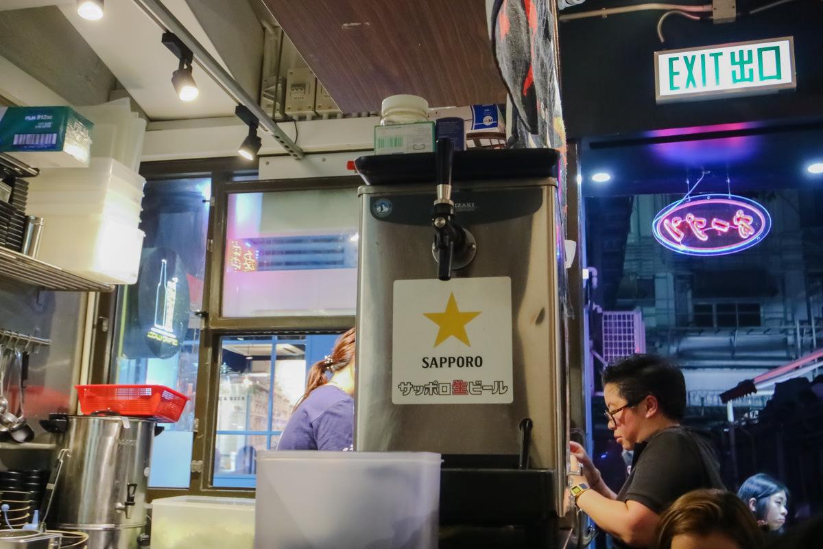 香港美食|野郎ステーキ ( Ya Rou stone) 日式牛排(牛扒)石板上的頂級牛肉