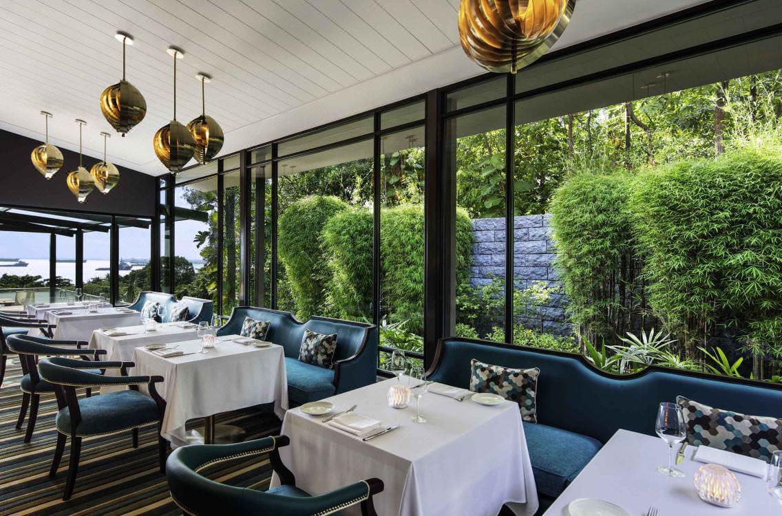 新加坡住宿推薦|聖淘沙超美游池渡假飯店 一入住就不用出來了