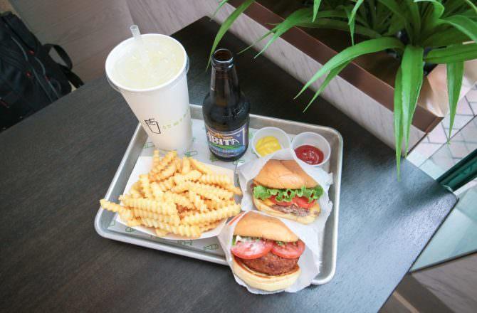 香港美食 Shake Shack 美國紐約最火漢堡店香港也吃的到