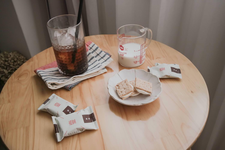 台灣伴手禮|吉室商行牛軋米餅  兩種傳統台灣味 傳遞送禮人的心意