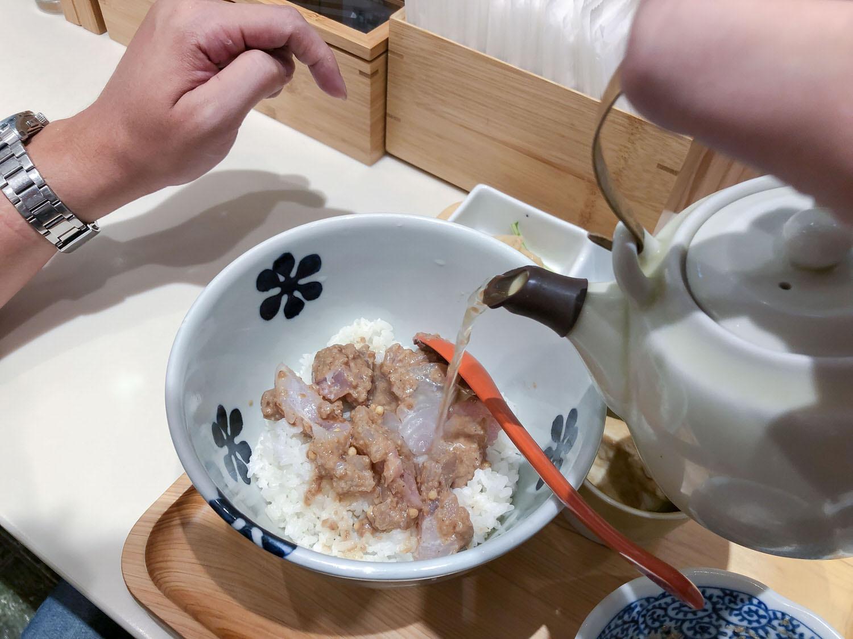 仙台美食|だし茶漬け  轉涼的天氣裡來一碗熱呼呼的茶泡飯剛好