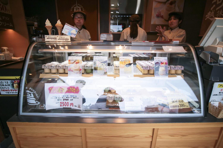 川越美食|川越布丁(川越プリン) 老街超人氣甜點只要銅板價!!!