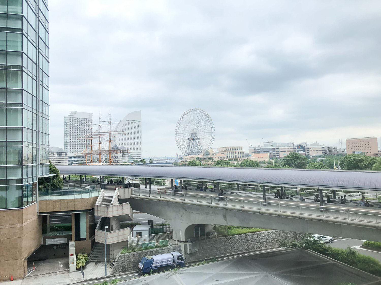 橫濱住宿推薦|新大谷INN New Otani Inn Yokohama Premium 在房間就能欣賞橫濱百萬夜景