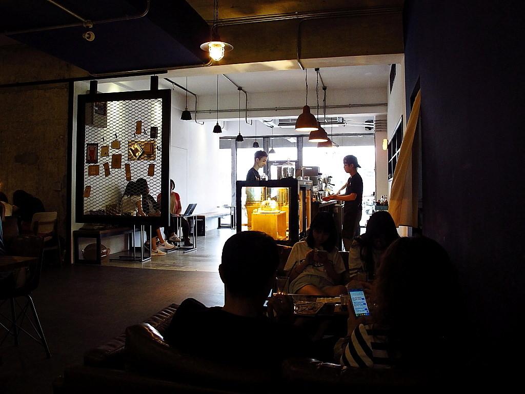 新竹東區咖啡館|續日 在悠閒的空間裡來一杯專屬飲品