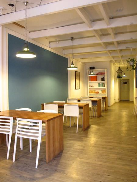 台中西區‧韓式料理》TOFU thirty five 豆腐35 - 彷彿是韓式咖啡館