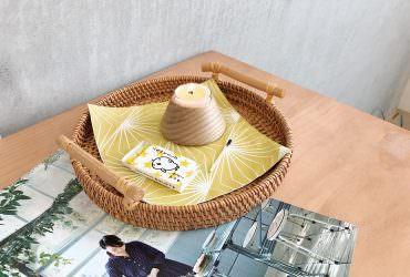 小小選物|防蚊精油蠟燭與木合香氛蠟燭檯 替炎熱的夏日帶來微風氣息