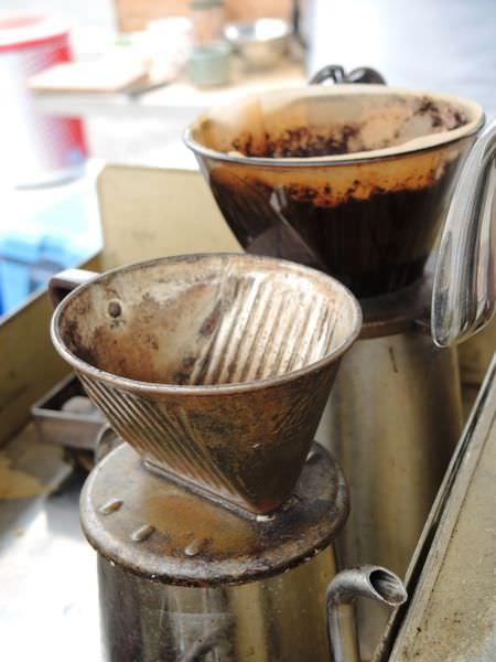【雲林古坑・咖啡攤】羅氏咖啡-露天腳踏車咖啡攤
