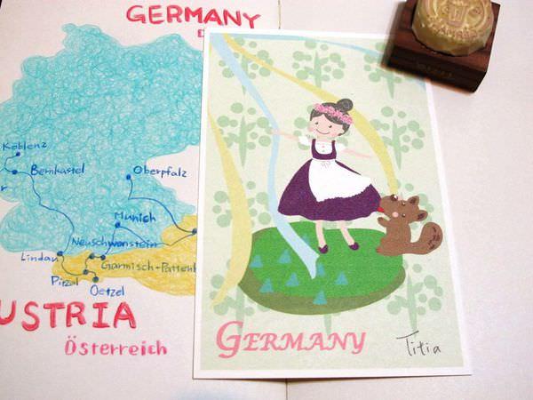 德國記錄》德國與奧地利旅行之寫在前面