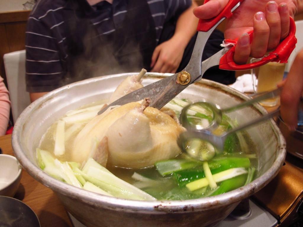 【橫濱美食】野毛とりとん Nogetoriton - 江湖俗稱『一隻雞』