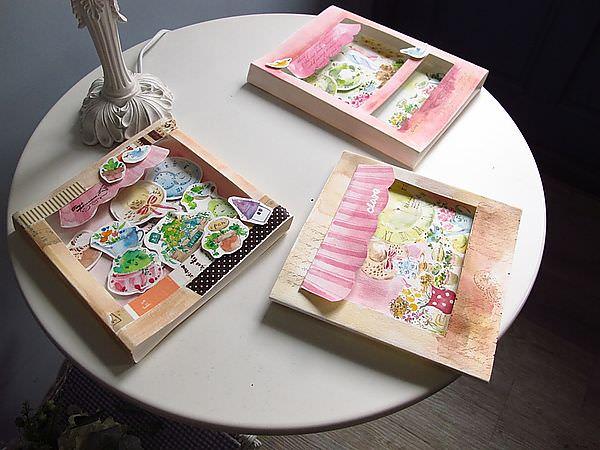 【手作溫度】水彩:我開了一間小花店