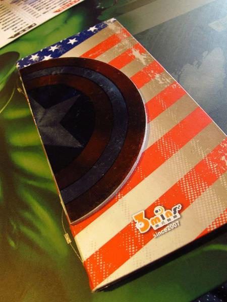 台中西區‧美式漢堡》3mins美式餐廳 - 美式漫畫與電影迷之天堂
