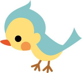【手作橡皮章】Appuru與小鳥兒
